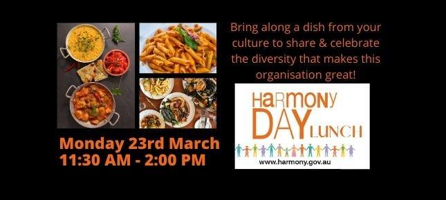 20.03.23 Harmony Day